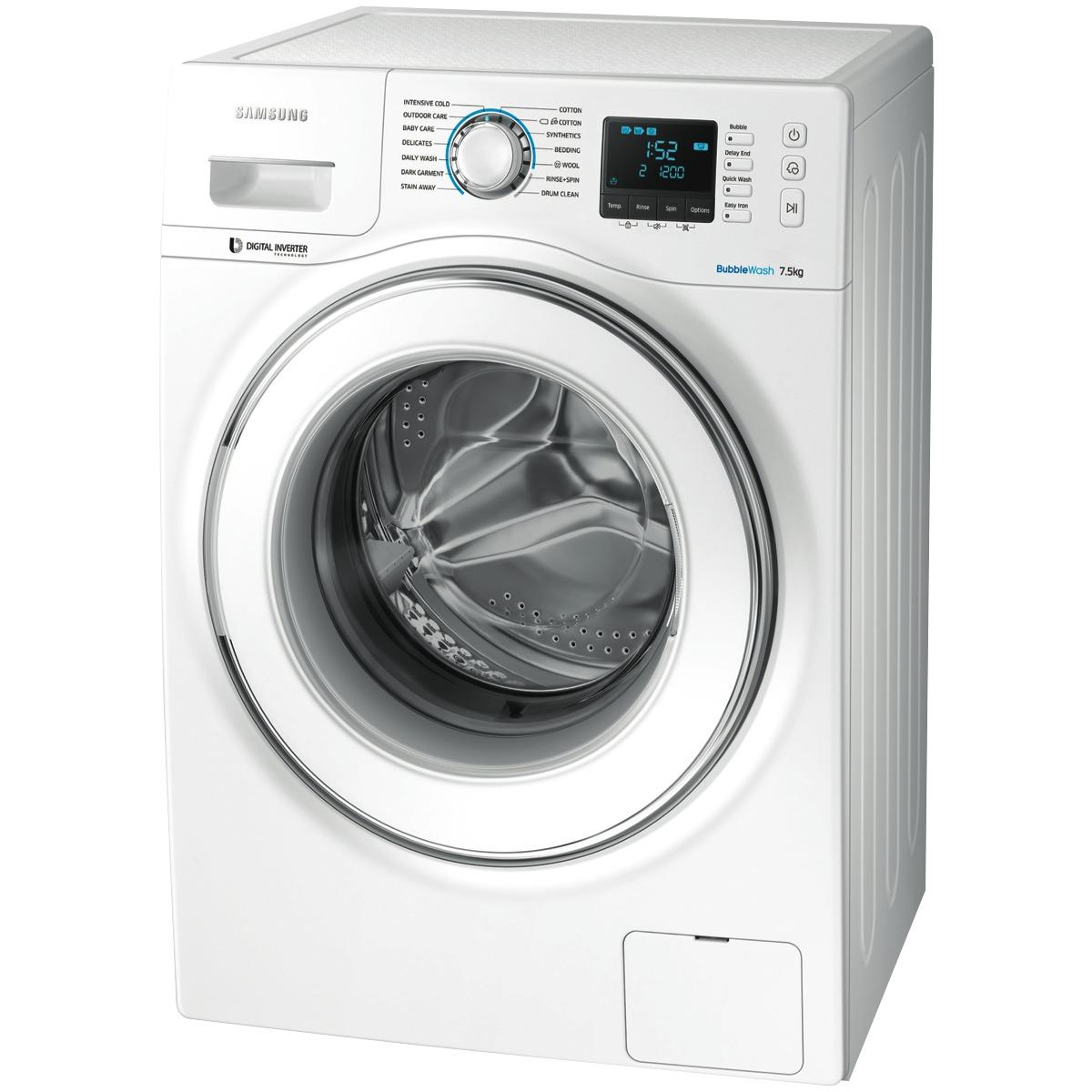 front end loader washing machine