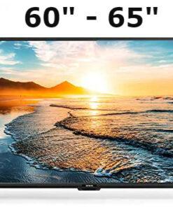 "60"" to 65"""