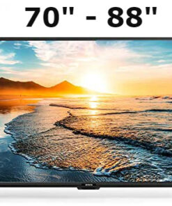 "70"" - 88"""