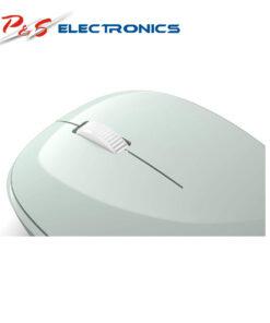 51937 scroll cua chuot khong day microsoft bluetooth mouse rjn 00029 mau bac ha