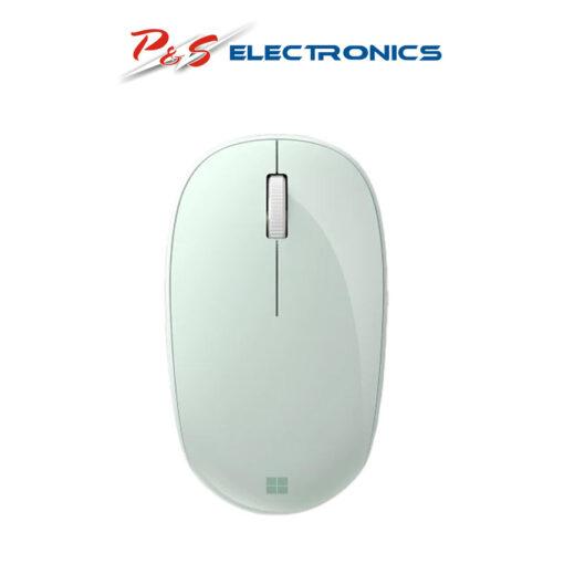51937 tong the chuot khong day microsoft bluetooth mouse rjn 00029 mau bac ha