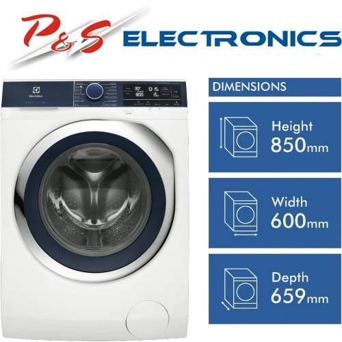 Electrolux EWF1042BDWA 10kg Wi-Fi Enabled Front Load Washer
