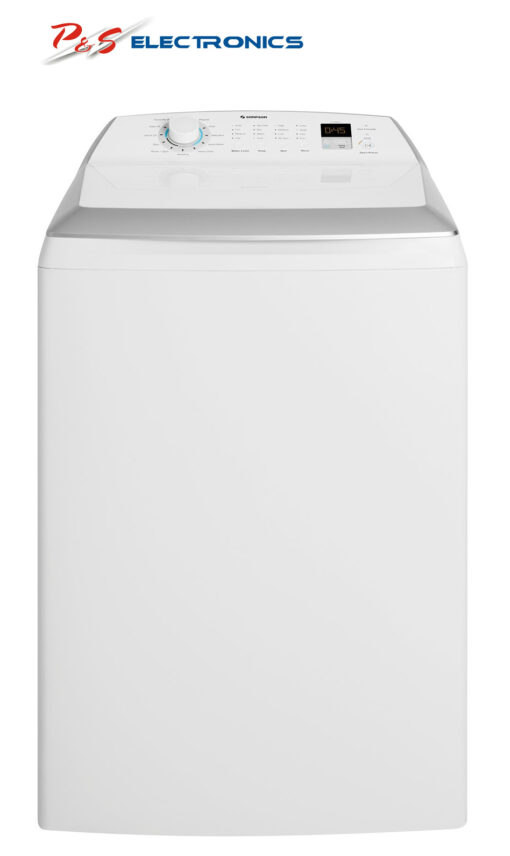 Simpson SWT1043 10kg Top Load Washing Machine Hero Image high