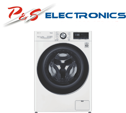 LG 12kg Front Load Washer _WV9-1412W