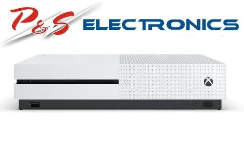 Genuine Microsoft Xbox One S 1TB Video Game Gaming Console_23L-00024