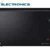 LG MS2596OB 25L NeoChef Smart Inverter Microwave Oven 1000W Hero Image high