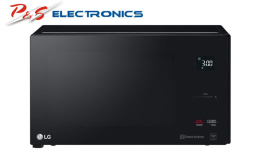 LG MS2596OB 25L NeoChef Smart Inverter Microwave Oven 1000W Hero Image high