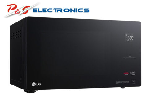 LG MS2596OB 25L NeoChef Smart Inverter Microwave Oven 1000W Left high