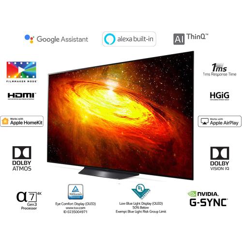 """LG 65"""" BX 4K UHD SMART ESSENTIAL OLED TV _OLED65BXPTA"""