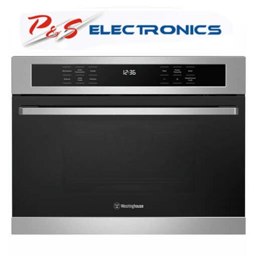 Westinghouse WMB4425SC 44L Built in Combination Microwave and Oven 900W SS hero high