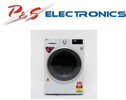 LG 8kg Heat Pump Dryer with Inverter Control TD-H803CSW