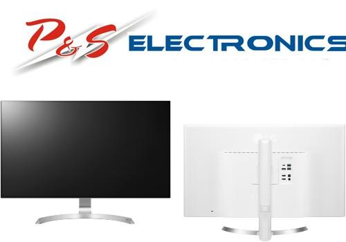 """LG 32UD99-W 32"""" Class UHD 4K IPS LED Monitor w/HDR10"""