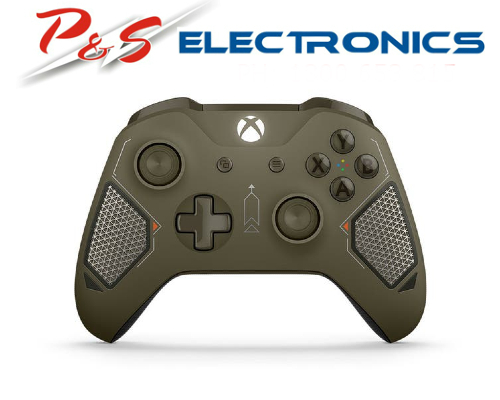 Genuine Microsoft Xbox Wireless Gaming Controller Limited Edition Combat Tech-CZ2-00210