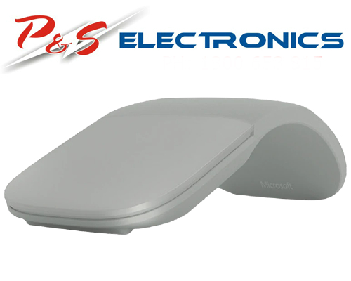 Microsoft Surface Arc Mouse -Light Grey_CZV-00005