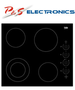 Beko BCPCCF1 Built-in Electric Oven & Ceramic Cooktop Pack