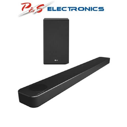 LG SN8YG 3.1.2ch w/Meridian 440W Dolby Atmos® & Google assistant