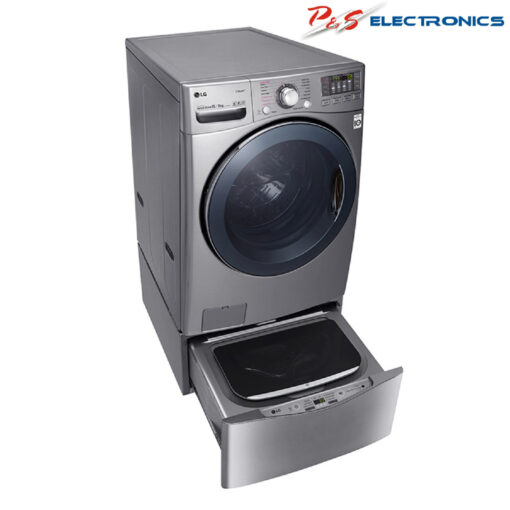 LG 17.5kg Total Washing Load TWINWash® System including LG MiniWasher_TWIN171215S