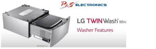 LG 2.5Kg Mini Washer _WTP2071V