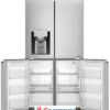 LG GF-L708PL 708L French Door Refrigerator w/Water Dispenser_ Stainless steel color