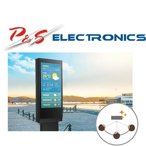 "LG 49XEB3E-B 49"" Outdoor Display_ HDMI / DP / DVI-D / USB / External Speaker"