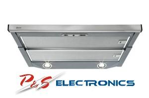 ILVE 60cm Slideout Rangehood, Stainless steel_ E75G