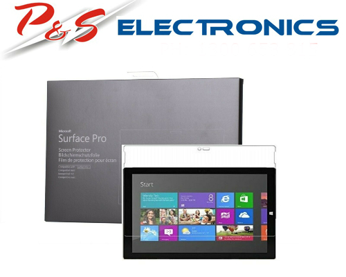 GENUINE OFFICIAL MICROSOFT SURFACE PRO SCREEN PROTECTOR FOR SURFACE PRO 3_AS5-00001