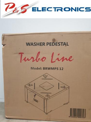 Turboline BRWMPS12 Laundry Pedestal