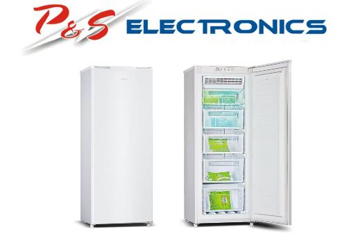 Hisense 176L Upright Freezer HR6VFF177A