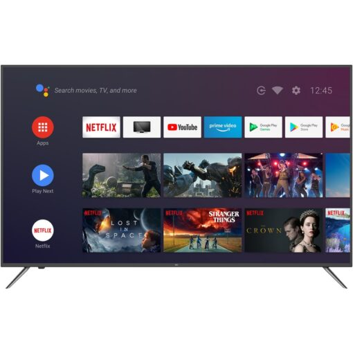 """EKO 65"""" 4K Ultra HD Android TV with Google Assistant_K650SA"""