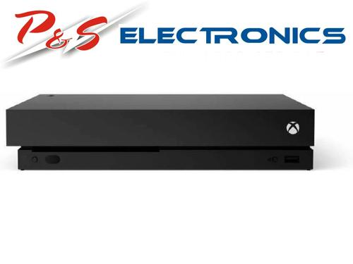 Microsoft Xbox One X - Game Console - 1 TB HDD-FMQ-00039