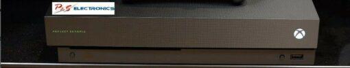 Microsoft Xbox One X Game Console 1TB SCORPIO LIMITED EDITION_ HDD-FMQ-00039