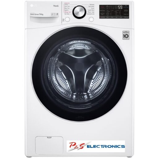 LG 14kg Front Load Washer _WXL-1014W