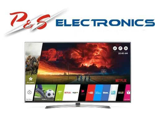 LG 43 Inch 108cm Smart 4K Ultra HD LED LCD TV 43UJ654T
