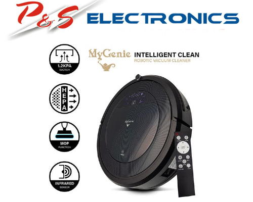 MyGenie ZX1000 Robotic Vacuum Cleaner_ ZX1000