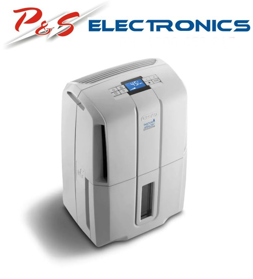 Delonghi 30L AriaDry Compact Dehumidifier DDS30COMBI