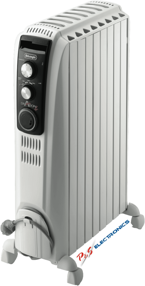 De'longhi 1500W Oil Column Heater TRD41500ET