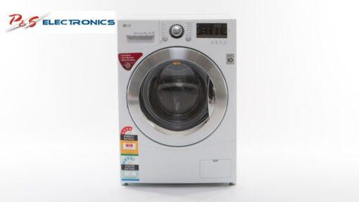 LG 8kg Front Load Washing Machine (White) _WD1408NPW