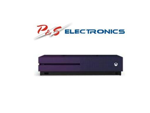 Genuine Microsoft Xbox One S Limited Edition Gradient Purple 1TB Console_23L-00083