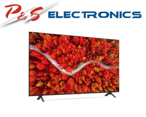 LG 43-inch UP8000 4K UHD LED LCD Ai ThinQ Smart TV