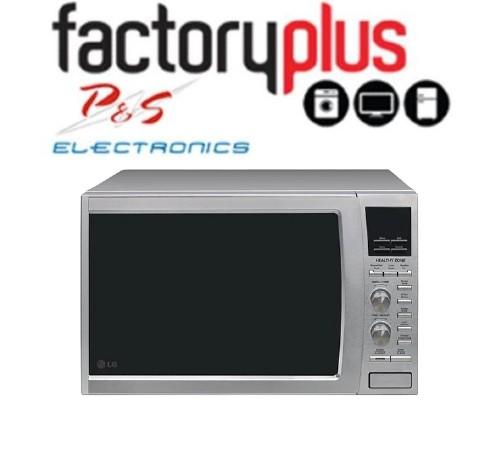 LG 42L Convection Oven w/Grill Crispy Reheat Microwave_MC9280XC1