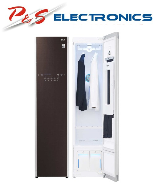 LG S3BF Digital Display Styler Steam Clothing Care System®