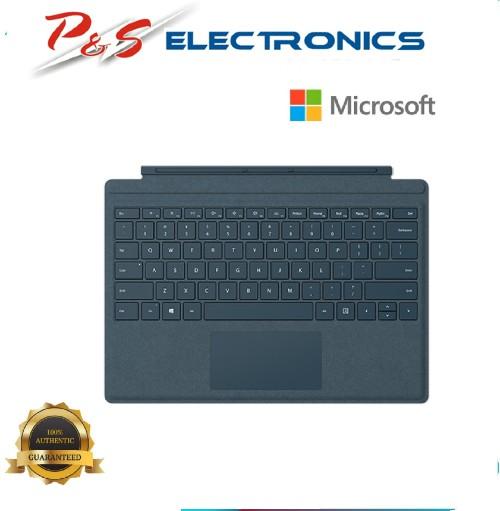 Microsoft Surface Go Signature Type Cover Cobalt Blue_KCS-00035