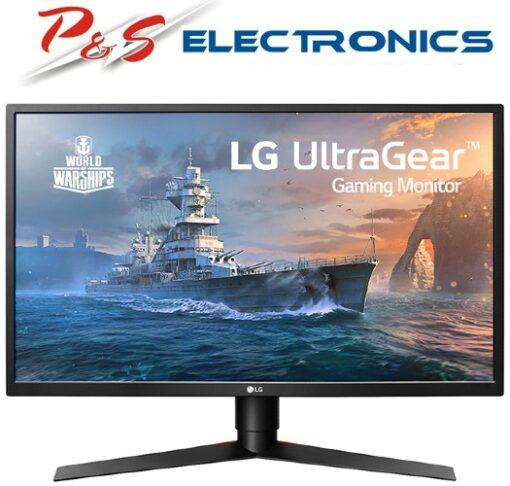 """LG 27GK750F-B 27"""" (69cm) Full HD TN Panel Gaming Monitor"""