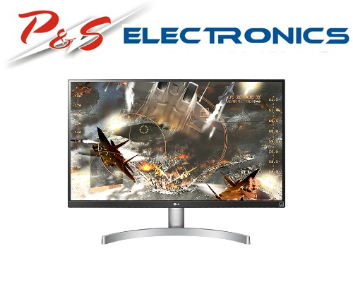 "NEW LG 27""(68cm) UHD 4K IPS Display Monitor w/HDR_ 27UL600-W.CTN"