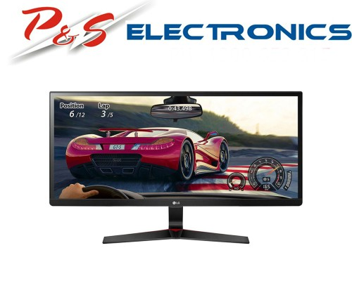 "LG 29"" (73cm) UltraWide™ Full HD IPS Gaming Monitor _29UM69G-B"