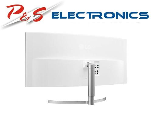 LG 38'' 21:9 Curved WQHD+ IPS HDR10 Monitor_38WK95C-W