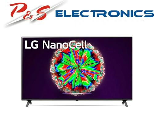 LG 55-inch Nano80 4K NanoCell Ai ThinQ Smart TV_55NANO80TNA