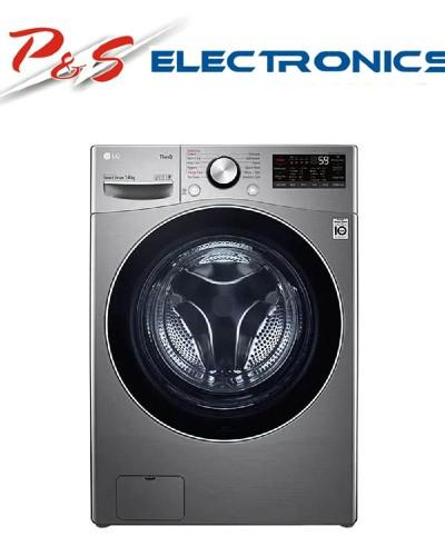 LG Series XL 14kg Front Load Washing Machine - Silver. Model: WXL-1014E