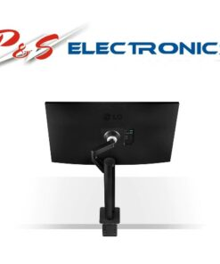 "LG 32UN880-B UltraFine Ergo 31.5"" 4K UHD HDR10 IPS Monitor with USB-C"