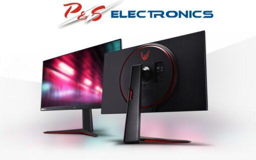 "NEW LG 32"" 165Hz QHD UltraGear Gaming Monitor 32GP850-B"